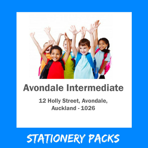 Avondale Intermediate New Enrollment Stationery Pack