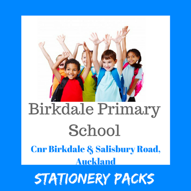 Birkdale Primary Stationery Pack 2021 Rimu