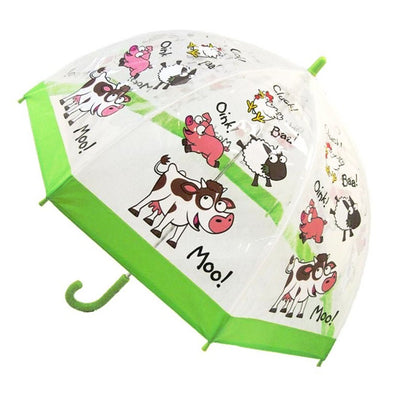 Bugzz Kids Umbrella Farmyard