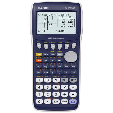 Casio FX-9750GII Graphic Calculator - School Depot