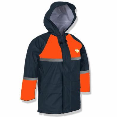Children's Raincoats 100% Waterproof Tuffbak