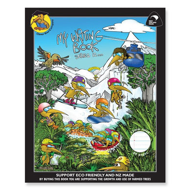 Clever Kiwi My Writing Book Series 12 mm