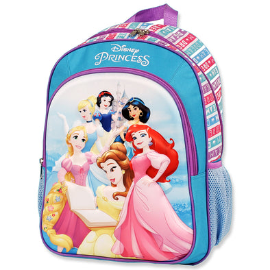 Disney Princess Backpack 3D