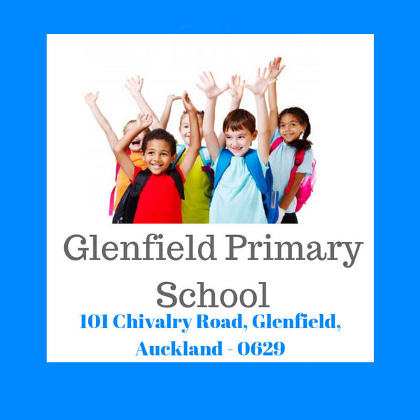 Glenfield Primary School Stationery Pack