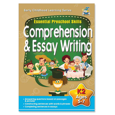Greenhill Comprehension & Essay Writing Activity Book 5-7 Years