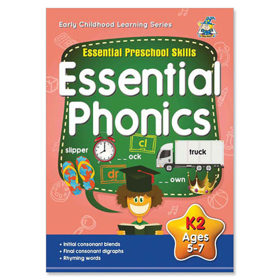 Greenhill Essential Phonics Activity Book 5-7 Years