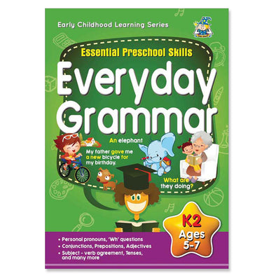 Greenhill Everyday Grammar Activity Book 5-7 Years