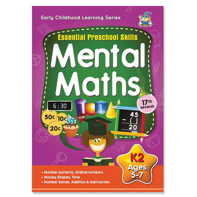 Greenhill Mental Maths Activity Book 5-7 Years