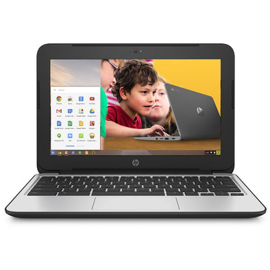 "HP Chromebook 11 Ex-Display A Grade Intel Celeron N2840 4GB 16GB 11.6"" 12 Months Warranty NEW BATTERY"