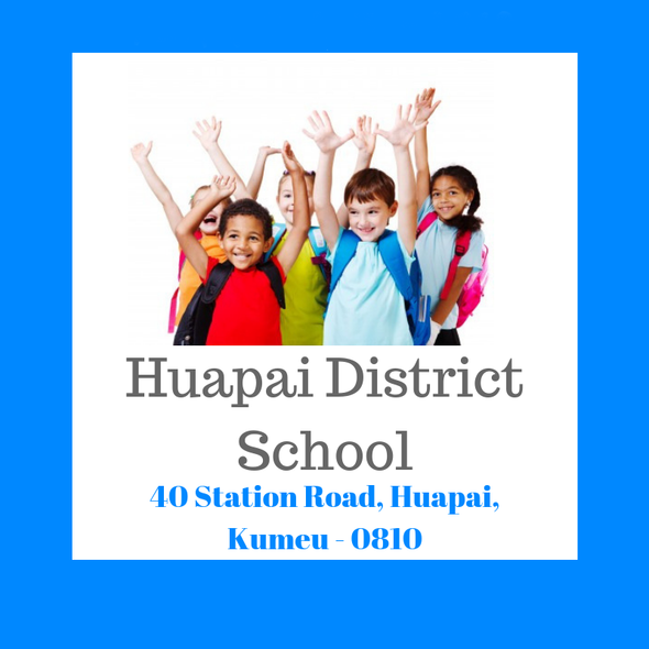 Huapai District School Stationery Pack 2020 Year 0 & 1