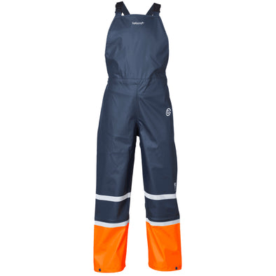 Tuffbak Kids Waterproof Bib Overtrouser - 100% Waterproof Rainwear
