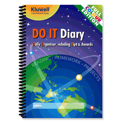 Kluwell Do It Diary for Students