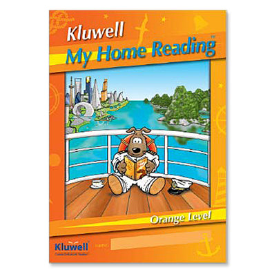 Kluwell My Home Reading Orange Level [Age 9-11 Years]