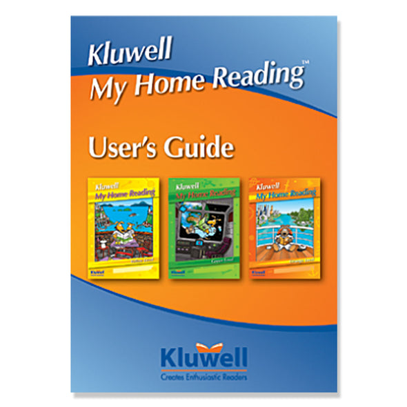 Kluwell My Home Reading Users Guide