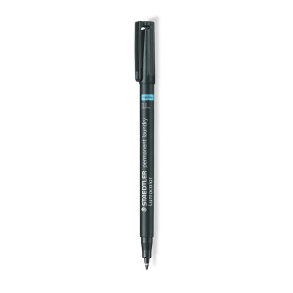 Staedtler Laundry Marker - Black - School Depot NZ
