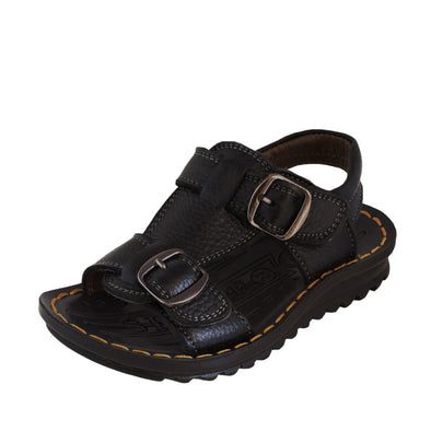 Juniors - Leather School Sandals - School Depot NZ  - 1
