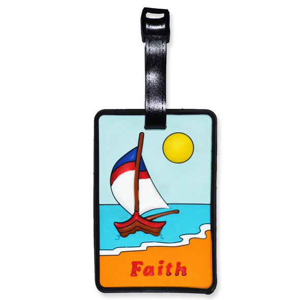Luggage Tag Faith