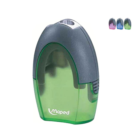 Maped Pencil Sharpener Single Hole Tonic
