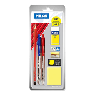 Milan Back to School Stationery Set