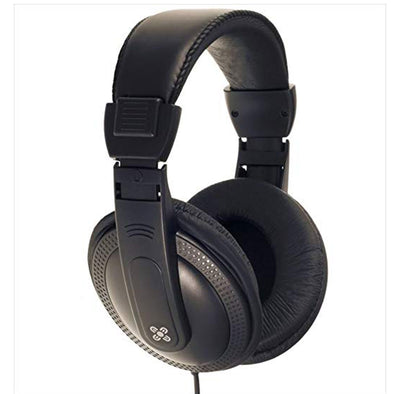 Moki Headphones Tommy Black