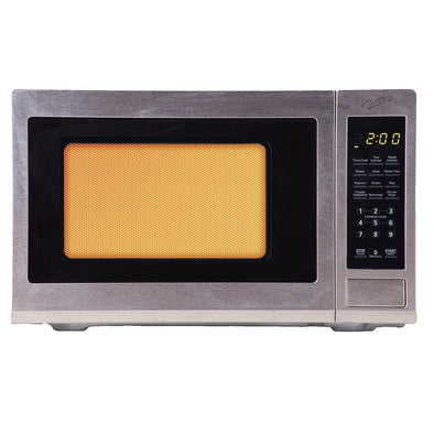 Nero Microwave 30 Litre Stainless Steel 900 Watts