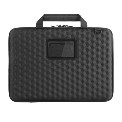 "NZSTEM Hard Shell Rugged Case for 11.6""-12.1"" Notebook / Laptop Black"