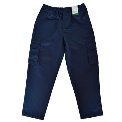 School Uniform Cargo Pants Navy Blue - School Depot NZ