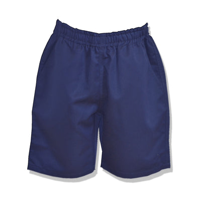 School Uniform Shorts Navy Blue - School Depot NZ