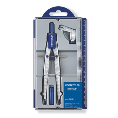 Staedtler School Compass with Centre Wheel - School Depot NZ