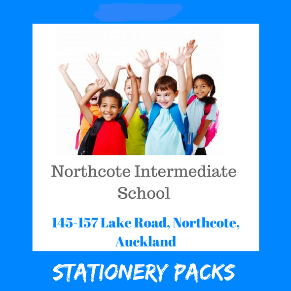 Northcote Intermediate Stationery Packs 2019