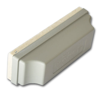 Omega Whiteboard and Blackboard Eraser 13 x 4 cm