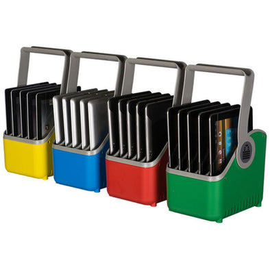 PC Locs 5-Device Carrying Baskets Large 4 Pcs