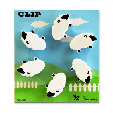 Paper Clip Sheep