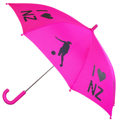 Kids Umbrella Sporty Pink