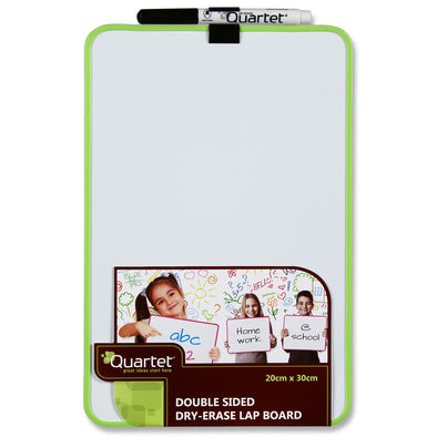 Quartet Magnetic Lap Board Double Sided 21x29 cm