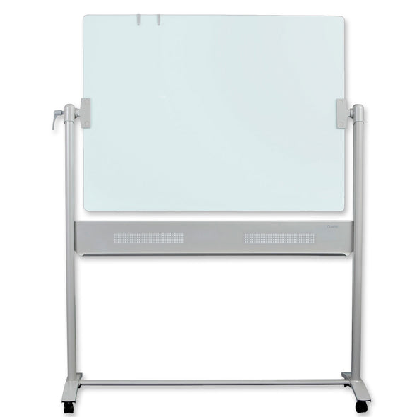 Quartet Mobile Whiteboard Infinity Magnetic Glass 1200 x 900 mm
