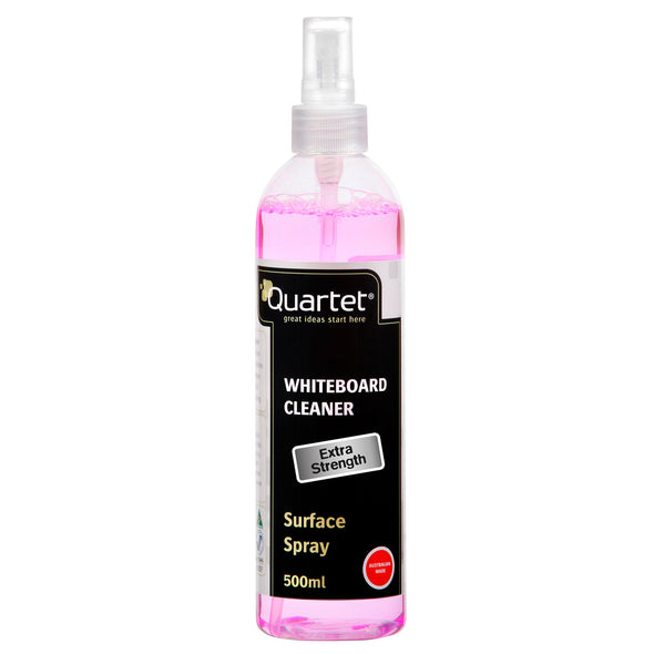 Quartet Whiteboard Cleaner Extra Strength 500 ml