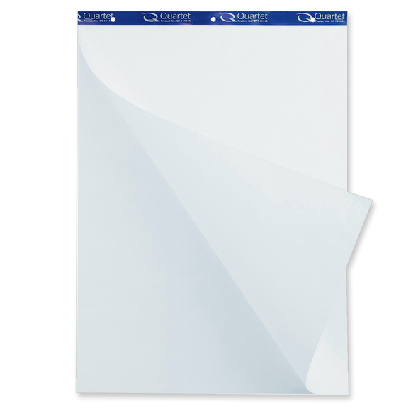 Quartet Flipchart Pad Premium 50 Sheets 600 x 850 mm
