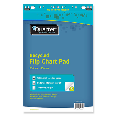 Quartet Flipchart 20 Sheets 600 x 850 mm