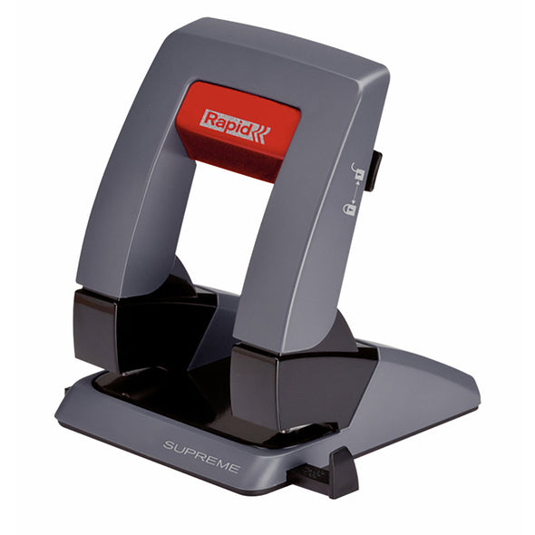 Rapid Pressless 2 Hole Punch 30 Sheet - School Depot NZ