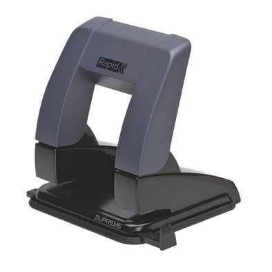 Rapid Pressless 2 Hole Punch 20 Sheet - School Depot NZ