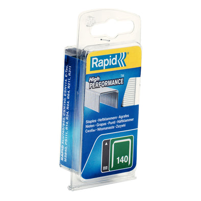 Rapid 140/6 MM Staples Pack 2000 - School Depot NZ