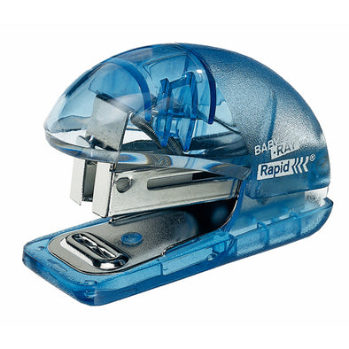 Rapid Stapler Baby Ray Sky Blue - School Depot NZ
