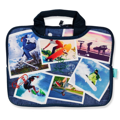 Spencil Tablet/ iPad Case 240 x 320 mm Sports Collage