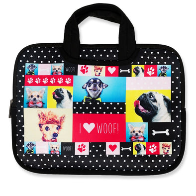 Spencil Tablet Case 240 x 320 mm Woof