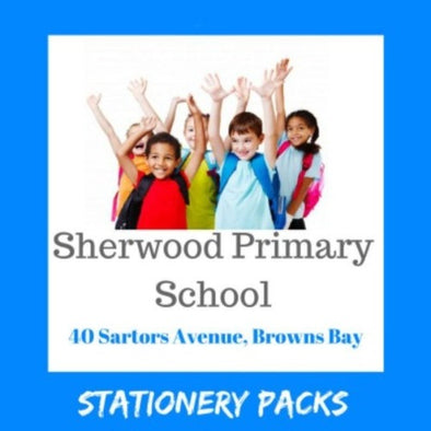 Sherwood Primary School Stationery Pack 2020 [Year 1]