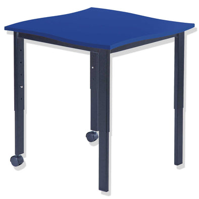 Height Adjustable Smart Table Blue