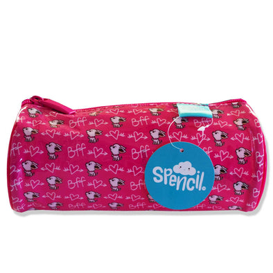 Spencil Barrel Pencil Case - Puppy Love