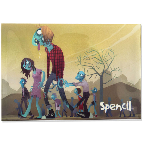 Spencil Document Wallet A4 - Walking Dead