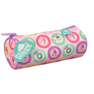 Spencil Pencil Case Barrel 20 x 8 cm Everyday is Sundae